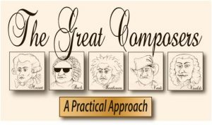 the great composers musical